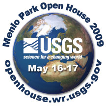USGS Open House Logo