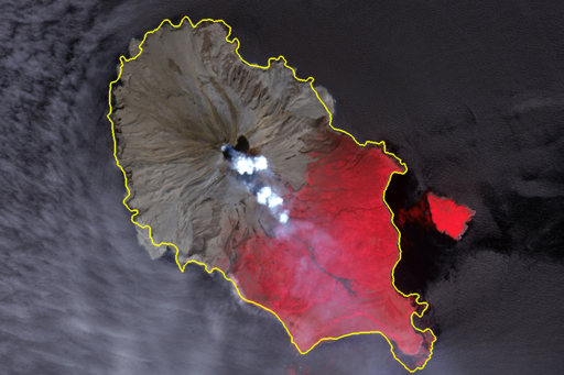 Post image for Followup on recent Sarychev Peak eruption